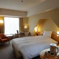 学園祭を見に行く東京ドームホテル1泊 東京ドームホテル パークビュー シングルルーム 禁煙室