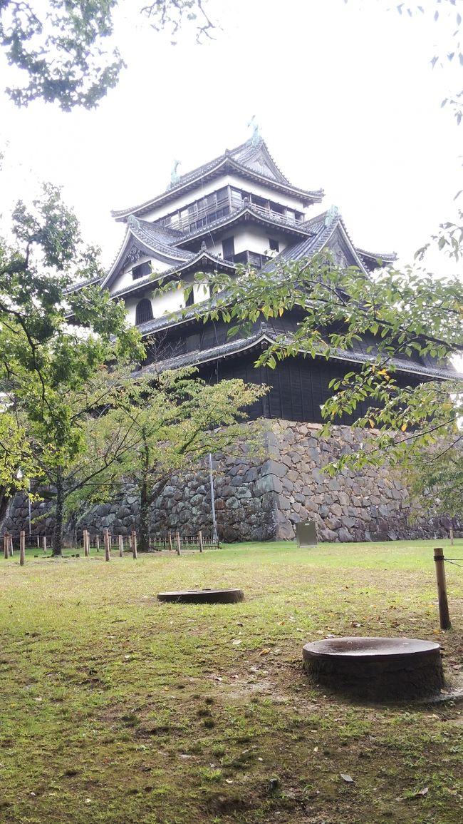 松江城を巡ってのんびり旅<br /> 松江城~松江護国神社~松江フォーゲルパーク<br />