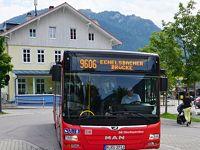 路線バスで、エッタール修道院、リンダーホーフ城、オーバーアマガウ、ヴィース教会を回る (後編)