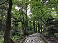 大山旅行1泊2日(パワースポットの大神山神社奥宮、賽の河原へ)