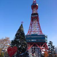 すっかり雪の北海道〜!(札幌&旭山動物園)