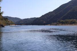 四国周遊・・日本最後の清流・四万十川と伊尾木洞をめぐります。