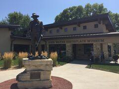 アイオワ州 ウィンターセット - ジョン ウェイン生誕の地