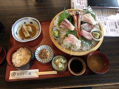 敦賀で海鮮料理