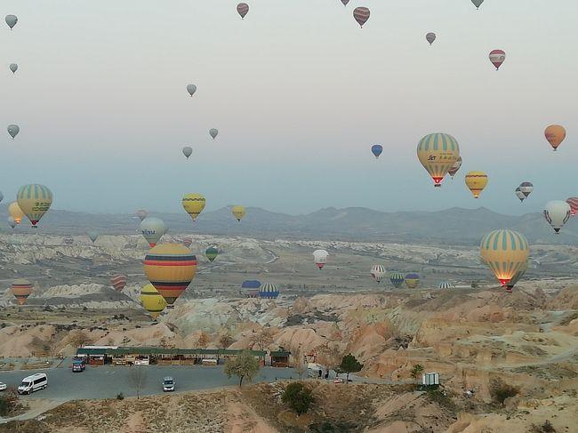 中国南方航空&ペガサス航空で行くトルコとローマの16日間 ③カッパドキア~イスタンブール 7-11日目