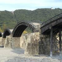 秋の岩国2019 錦帯橋・岩国城とちょっと広島