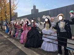大阪マラソン2019 超しんどくて楽しい大阪マラソン! 今年も姫たちいらっしゃいました!