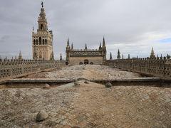 妻と初めてのスペイン旅行(7) セビリア 2日目