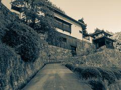 残暑の瀬戸内旅06 : ホラーな岡山。八つ墓村のロケ地になったお屋敷に行く