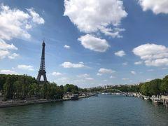 2019夫婦パリ旅行11 ラストは定番のエッフェル塔へ&お土産紹介