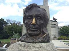 イリノイ州 スプリングフィールド - リンカーンの墓