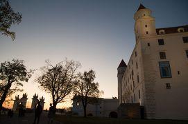 2019.10  秋日和のブダペスト ウィーンとブラチスラバを添えて... 3泊5日 ANA mile 8.ブラチスラバって