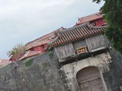 しまんちゅでびゅー?'19年首里を歩く。栄町市場 糸数城 斎場御嶽  猫  ひとり旅