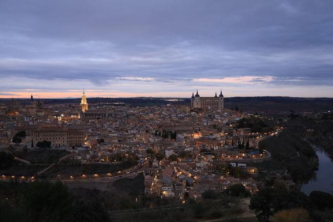 妻と初めてのスペイン旅行(8) トレド