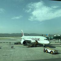 カタール航空で出張 JGCへちゃくちゃく