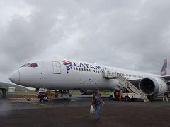 【フライト編11&12】ラタム航空で太平洋を横断 イースター島→サンチアゴ→シドニー ~ワンワールド世界一周航空券で2ヶ月の旅