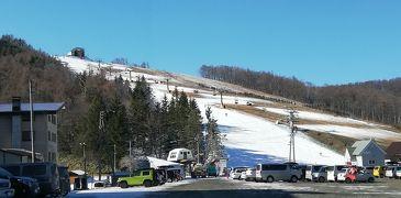 19~20年度菅平高原スキー初滑り