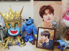 ソウルはK-POPで2019秋Ver.(1)「MOMHOUSE・SMTOWN & STORE @ DDP」