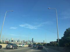 イリノイ州 - ドライブの風景