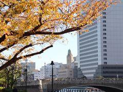 横浜の秋景を楽しむ・・・