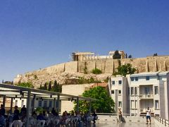 オーシャニア・リビエラエーゲ海クルーズ☆*.☆vol.38 新アクロポリス美術館とアテネの街歩き♪