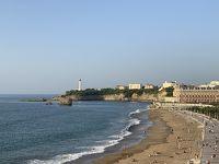 フランス(3)浜辺で3分脱ぎ捨てる/ビアリッツからオンダリビア