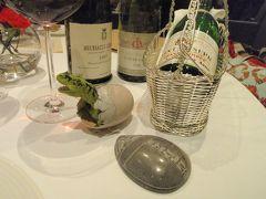 大阪漂流記2011 合言葉はユニッソン・デ・クール Unisson des Coeurs  私が最も愛したレストラン=ガストロノミー