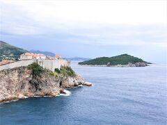 クロアチア等 4ヵ国周遊個人旅行1.出発~ドブロブニク(前) 城壁巡り、旧市街散策