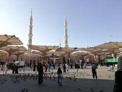 弾丸サウジアラビア1911 「観光ビザが解禁になったばかりのサウジアラビア・イスラム第2の聖地を訪れました。」 ~メディナ~