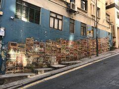 キャセイパシフィック航空ビジネスクラスで行く香港、宿泊はインターコンチネンタル香港③(終) 大館、ストリートアート、帰国