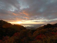 紅葉を撮りに比叡山から京都へ