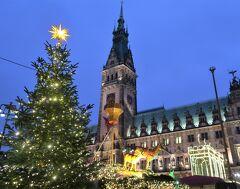 ドイツ 2019クリスマスマーケットの旅(ハンブルク)