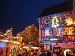 コルマール クリスマスマーケット