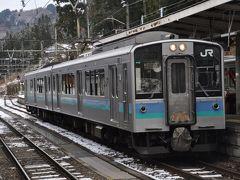 2019年12月信州ワンデーパスの旅2(大糸線後篇)