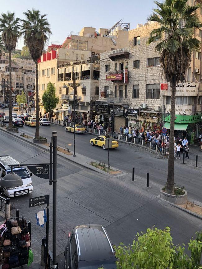再訪ヨルダン、そしてイスラエルへ♪【7日目】エルサレムから無事に陸路国境越え、アンマンに戻ったよ!