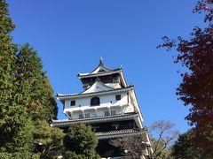 日本100名城を行く(岩国城)プラス錦帯橋
