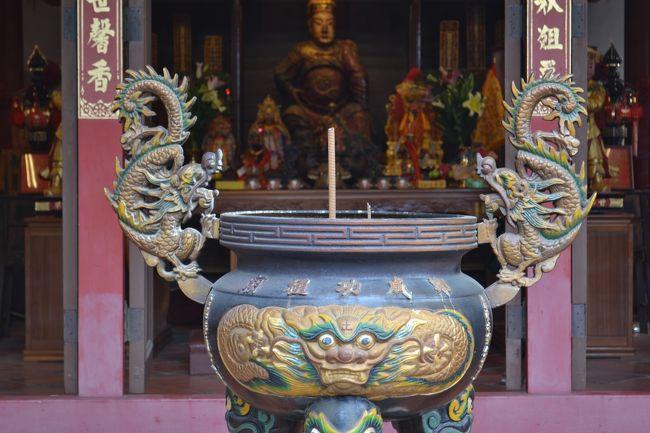 【また行っちゃっ台湾…高雄・台南・台北の旅】(3)高雄から台南をチラ見して台北へ