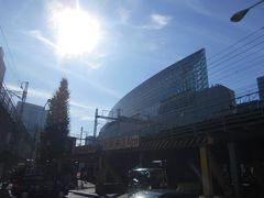 有楽町駅から東京駅散策