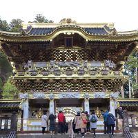 ぶらり栃木県日帰りの旅(日光東照宮と二荒山神社へ行く)