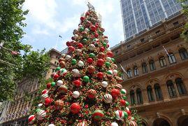 【滞在編11-1】12月のシドニーをぶらり街歩き~ワンワールド世界一周航空券で2ヶ月の旅