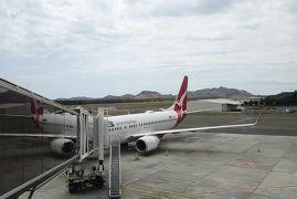 【フライト編14】カンタス航空でオーストラリアへ再入国 ヌメア→ブリスベン ~ワンワールド世界一周航空券で2ヶ月の旅