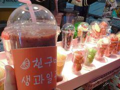 韓国コスメハントと食の一人旅ソウル6日間