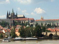 初めてのヨーロッパ。英語話せないけど一人旅に挑戦①。プラハ一日目