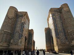 ウズベキスタン2019・・・(4)ティムールの故郷 シャフリサブス