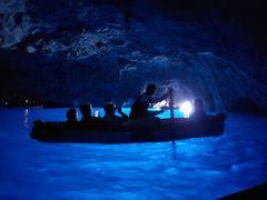 憧れのヴェネツィアン・ゴンドラに乗りに行く旅9日間 ~5日目 青の洞窟は本当に青かった!!編~