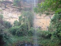 (45)2020年1月(7)ギニア(陸路国境ギニアから キンディア(花嫁の滝) マムー ダラバ(フータジャロン山地ハイキング 村訪問))