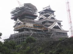 熊本城、修復