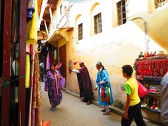 オヤジ、モロッコ人にイラッとし、絶景にジーンとしました。(フェズ編) No 2