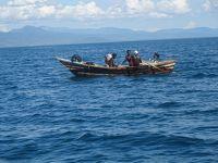 (46)2020年3月(6)マラウィ(マラウィ湖のボーズルー島周遊ボートクルーズとシュノーケリング))