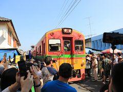 タイ・ローカル駅のマハチャイ、バンレム、メークロン駅散策
